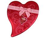Dove Valentine Truffle Tin