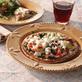 Basil Pita Pizza