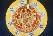 Garden Noodle Soup