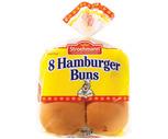Stroehmann Hamburger or Hot Dog Buns 8 Ct.