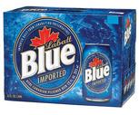 Labatt Blue or Coors Light 30 Pack