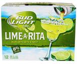 Bud Light Rita's 12 Pack