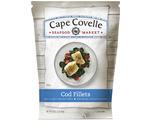Cod, Swai, Flounder or Haddock Fillets