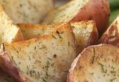 Easy Roasted Potatoes