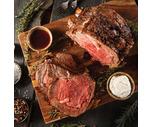Tomahawk Rib Roast or Steak