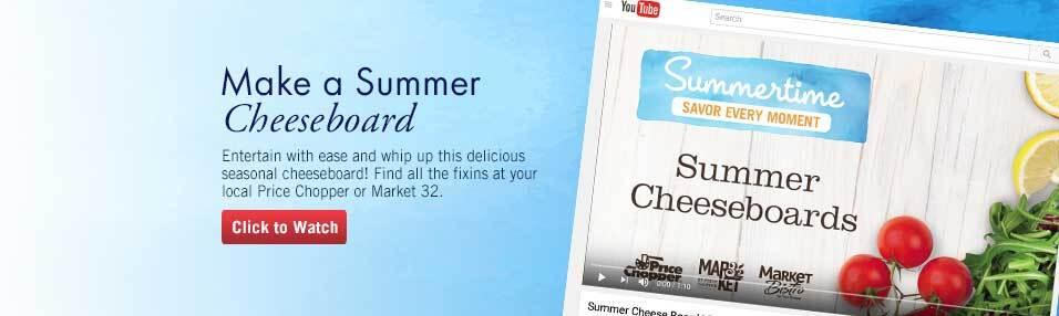 Make a Summer Cheeseboard