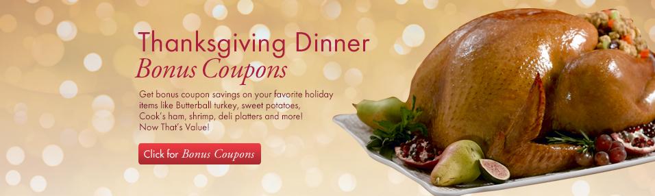 Big Holiday Savings!