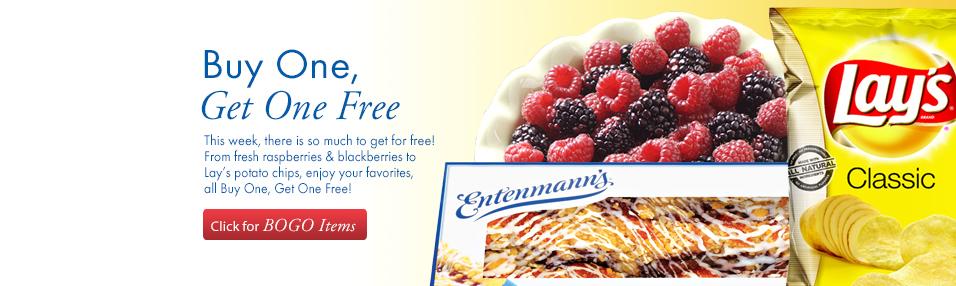 Buy 1, Get 1 FREE!