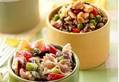 Greek Garden Pasta Salad