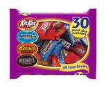 Hershey's Jumbo Size Candy