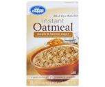 Price Chopper Instant Oatmeal