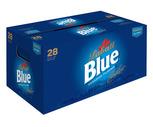 Labatt Blue or Blue Light 28 Pack