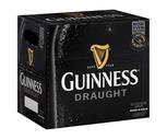 Guinness Draught or Harp 12 Pack