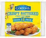Gorton's Frozen Seafood