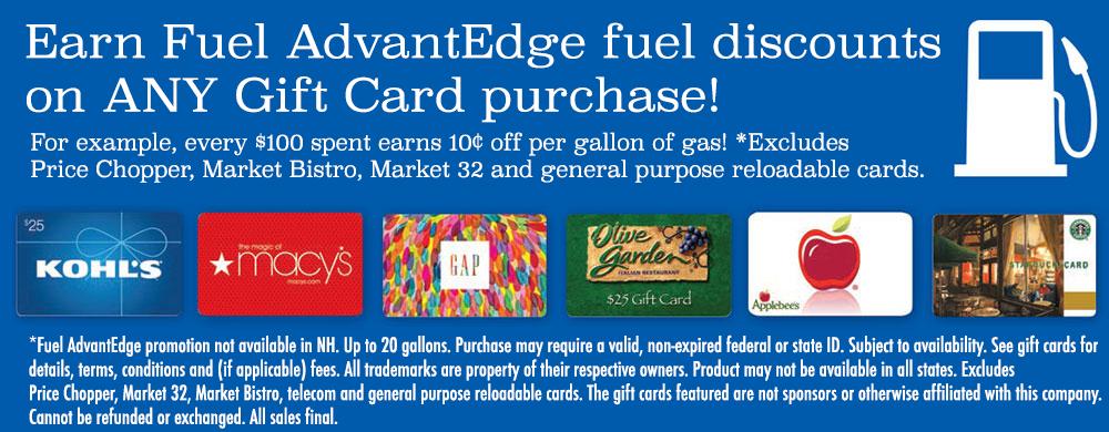 10¢ off per gallon