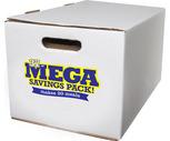 22 Lb. Mega Meat Box